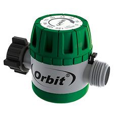 Water Shut Off Timer Valve Automatic Garden Watering Timer Lawn 120 Mins .