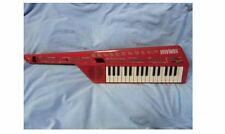 YAMAHA SHS-10 SHS10 Red Digital Keyboard With Tracking Number F/S EMS (1.25)