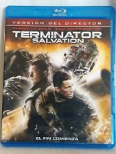 Terminator Salvation El fin Comienza BluRay