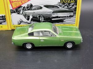 Trax TR11 Chrysler Valiant Charger Green Metallic 1:43 Scale Diecast Model Car