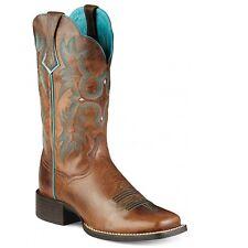 10008017 Ariat Women's Tombstone Boot - Sassy Brown NEW
