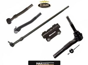 Ford F250 F350 Super Duty Outer Tie Rod Ends Drag Link 4WD $YEARS WARRANTY$