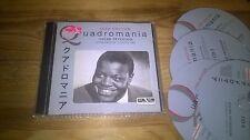 CD Jazz Oscar Peterson - Quadromania / Somebody Loves Me 4CD (60 Song) MEMBRAN
