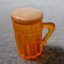 Vintage Gumball Machine Miniature Beer Glass with Foam