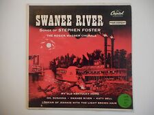 STEPHEN FOSTER : SWANEE RIVER ♦ 45 TOURS EP ♦