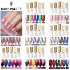 BORN PRETTY Gel Nail Polish Kit Set Thermal Glitter UV Gel Varnish Trendy Color
