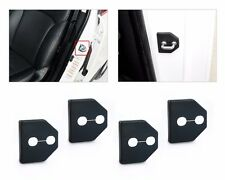 4x Door Lock Striker Protector Cover buckle decoration For Subaru Forester 2008+