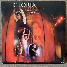 Gloria Estefan The Evolution Tour Live In Miami Laserdisc LD
