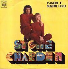 Stone / Charden  – L'Amore E' Sempre Festa 45 giri 1973  NM/NM