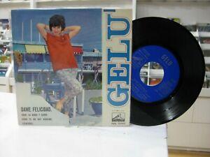 """GELU 7"""" EP SPANISH DAME FELICIDAD + 3. 1963"""