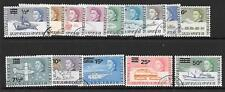 More details for british antarctic terr. sg24/37 1971 decimal currency fine used