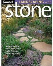 Sunset Landscaping with Stone: Natural-Looking Pat