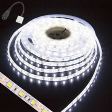 5M 300 LED Strip Light Tape XMAS Cabinet Kitchen Ceiling WATERPROOF 12V 24V 5050