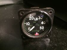 Aircraft LB Press Gauge Ref No 6A/3812