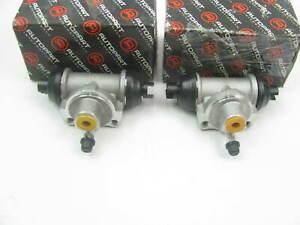 (2) Autopart 1475-203669 Rear Drum Brake Wheel Cylinder For 2001 Nissan Sentra