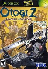 Otogi 2 Immortal Warriors Xbox New Xbox