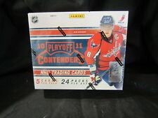 2010-11 PLAYOFF CONTENDERS HOCKEY FACTORY SEALED BOX. 24 PACKS/ 5 CARDS PER PACK