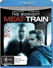 The Midnight Meat Train (Blu-ray, 2009)