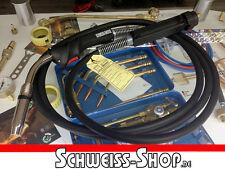 Schweissbrenner MB36 4m PROFI Mig Mag Eurozentralanschluß Schlauchpaket Brenner