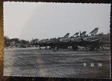 AVIATION, PHOTO AVION F 100 D, EC 4/11, JURA //*//