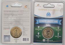 Arthus-Bertrand Olympique de Marseille BRACIGLIANO Gennaro Gardien de but