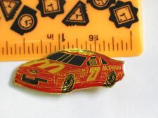 Ford Thunderbird Racing pin  # 27 McDonald's Racing Team Car Racing Lapel Pin