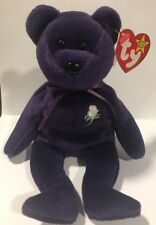 1st Edition Princess Diana Beanie Baby Rare Plush