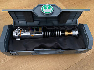 Star Wars Luke skywalker lightsaber Galaxy edge NEXT DAY DELIVERY 🚚