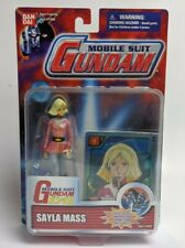 2001 Mobile Suit Gundam SAYLA MASS Action Figure Bandai NEW SEALED RARE