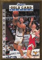 1993 Futera NBL Basketball trading card Super GOLD CARD Dean Uthoff 6 of 14