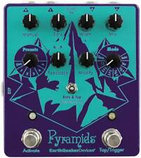 Earthquaker Devices Pyramids Stereo Flanger Guitar Effects Pedal