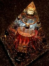 Pyramid Orgone  Energy-art Unique (Display Item)