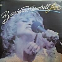Barbara Mandrell ~ Live, 1981 Vintage Vinyl Record 80s Country LP NM