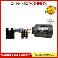 CTSVX001 Sony Stereo Steering Stalk Control Adaptor For VAUXHALL Zafira, Omega