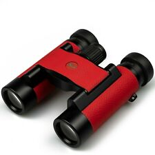 £750 RARE LEICA Ultravid 8 x 20 Royal Opera House Red Binoculars 8x20 | New