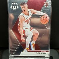 2019-20 Panini Mosaic Tyler Hero Rookie RC Heat Finals