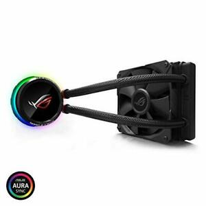 ASUS all-in-one water-cooled unit CPU cooler ROG RYUO 120/Aura Sync RGB