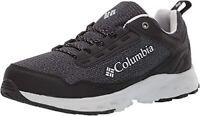 New Sneakers Women's Columbia IRRIGON TRAIL KNIT Grey Ice Shoes SZ 6