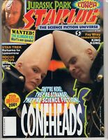 Starlog  Science Fiction Sept 1993 Coneheads Star Trek Hocus Pocus  King Kong