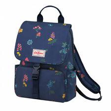 Cath Kidston Twilight Sprig Buckle Backpack - Navy - BNWT