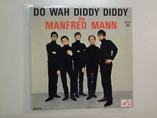 "MANFRED MANN: Do Wah Diddy Diddy +3-France 7"" 1964 La Voix De Son Maitre EP PCV"