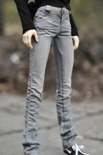 Grey Jeans pants Outfits For Male 1/4 17in 44cm BJD MSD AOD AS DOD DD DOLL