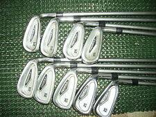 Lynx Men's Graphite Shaft Iron Set Golf Clubs