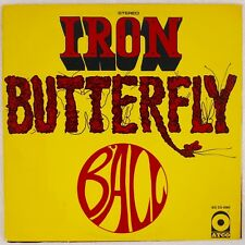 IRON BUTERFLY: Ball USA Atco SD 33-280 Psych Rock Vinyl LP
