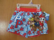 PAW PATROL Infant Swim Suit~ Size 3-6 Months~ NEW w/tags