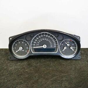 SAAB 9-3 Instrumental Cluster Speedometer YS3F 2.0 Petrol 12776072 2007 RHD MPH