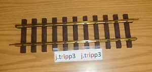 LIONEL LARGE G SCALE 8-82000 STRAIGHT TRAIN TRACK SECTION PIECE RAILROAD LAYOUT
