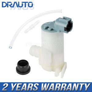 Windshield Washer Pump For Infiniti FX35 QX4 I30 Nissan Altima Maxima Frontier