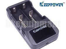 Keeppower L2 LCD Digital AA C D 18650 26650 Li-ion Battery USB Charger
