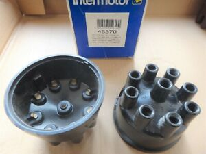 INTERMOTOR DISTRIBUTOR CAP FITS FORD C'LINE 8 CYL, FORD M'LINE 8 CYL 1955 - 1957